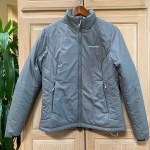 Women's gray Patagonia jacket size M